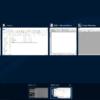 Windows10の仮想デスクトップ機能で作業を効率化する!複数人でパソコンを使う時に便利