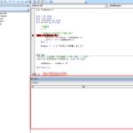 エクセルVBAのローカルウィンドウで変数の値を見ながらデバッグする方法